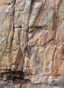 Rock Climbing Photo: Matt on SS.