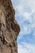 Rock Climbing Photo: Doing some monkey swing on monkey sang