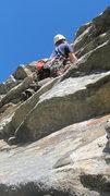 Rock Climbing Photo: Arrow