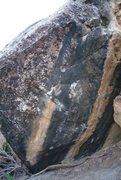 Rock Climbing Photo: Another nice day bouldering in Grand Junction. Thi...