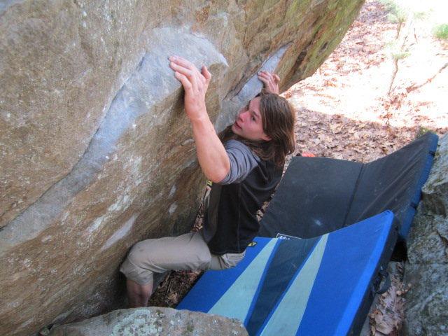 Rock Climbing Photo: Jack