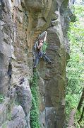 Rock Climbing Photo: Top of p1.