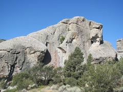 Rock Climbing Photo: King on the Throne.