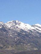 Lone Peak from Draper