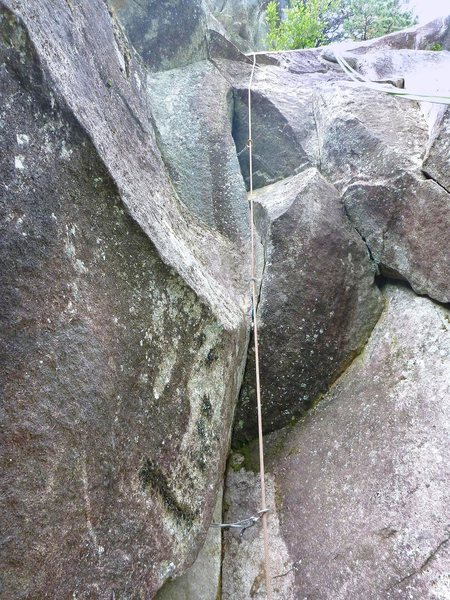 Upper part of PBR (10b). (Photo from RCNW.net)