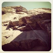 Rock Climbing Photo: The Buldge