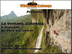 Rock Climbing Photo: Chris Van Leuven Slideshow.
