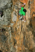 Rock Climbing Photo: Rob on LOTD