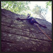 Rock Climbing Photo: Fun Day