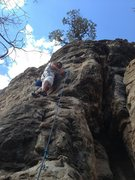 A photos on mike climbing primal virtue