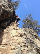 Linds climbing monkey time first ascent
