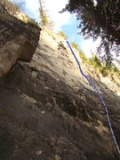 Rock Climbing Photo: The Wiggers' Wall has the perfect duet of long, se...