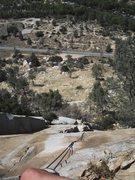 Rock Climbing Photo: y