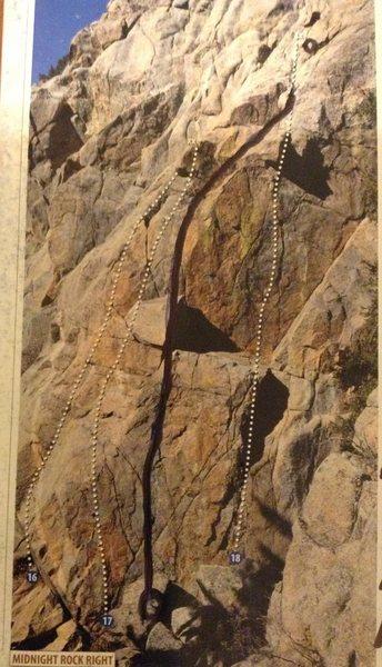 Rock Climbing Photo: Beta photo.
