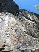 Rock Climbing Photo: Land Ho!