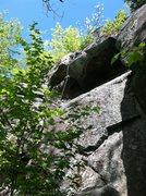 Rock Climbing Photo: Little Mermaid