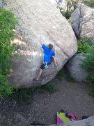 Rock Climbing Photo: Slopes