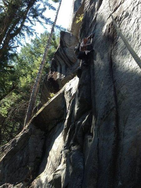 Climber: Erik Brynildsen