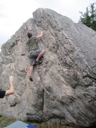 Rock Climbing Photo: Down South Raven