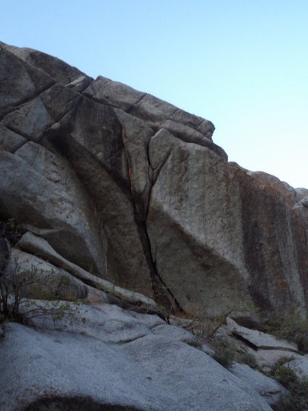 Rock Climbing Photo: A view from the trail