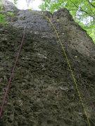 Rock Climbing Photo: Waggerla