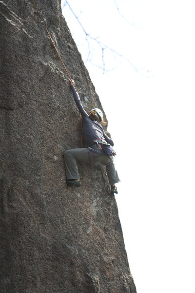 Rock Climbing Photo: Ochra 5.10a