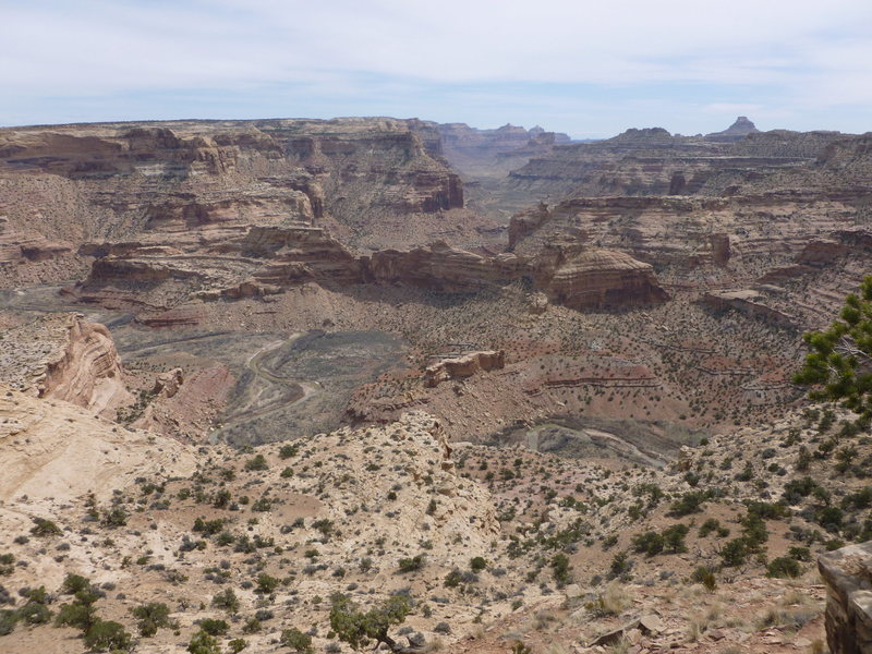 Little Grand Canyon Overlook