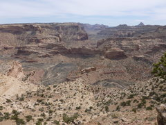 Rock Climbing Photo: Little Grand Canyon Overlook