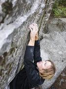 Rock Climbing Photo: TK in LCC