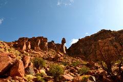 Rock Climbing Photo: Psycho Tower.