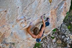Rock Climbing Photo: rawr