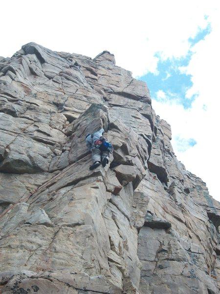 Rock Climbing Photo: fa.