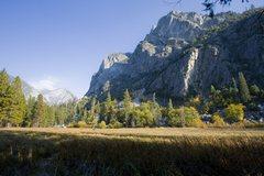 Rock Climbing Photo: Zumwalt Meadow in Kings Canyon