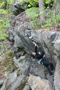 Rock Climbing Photo: I don't recall her name but please remind me...