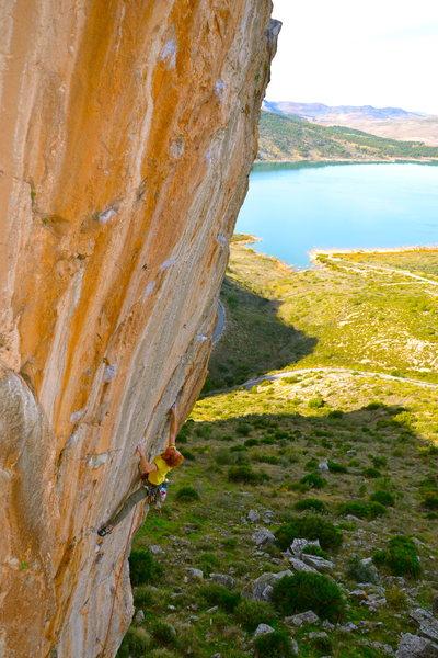 Rock Climbing Photo: 7c
