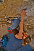 Rock Climbing Photo: big joe