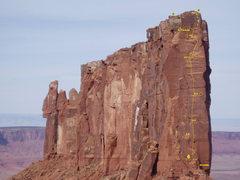 Rock Climbing Photo: 6 Fine Jade