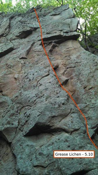 Rock Climbing Photo: Embraceable You