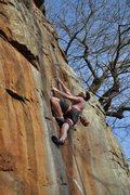 Rock Climbing Photo: Horseshoes and HandGrenades