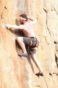 Rock Climbing Photo: i forget