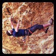Rock Climbing Photo: Columbia