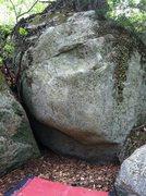 Rock Climbing Photo: The Comma Splice