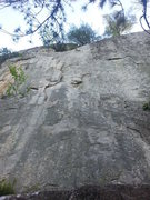 Rock Climbing Photo: From the ground.