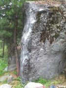 Rock Climbing Photo: Geronimo, v8