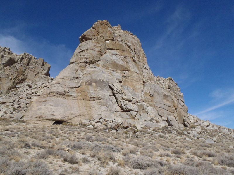 Rock Climbing Photo: Cave Rock.