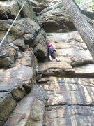 Rock Climbing Photo: bigholds