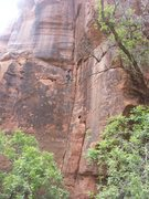 Rock Climbing Photo: Ryan RN put this one up 5/19