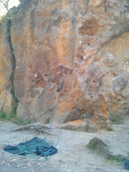 Rock Climbing Photo: Remillard Park Top Rope