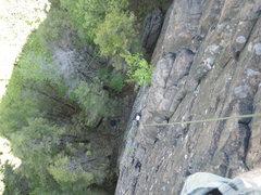 Rock Climbing Photo: lacey@ragged