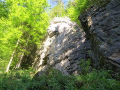 Rock Climbing Photo: Brennesselwand